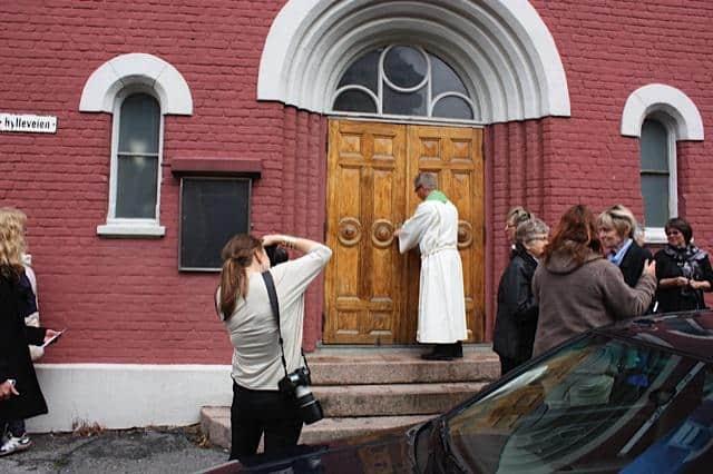 Avviksling Metodistkirken Østregate