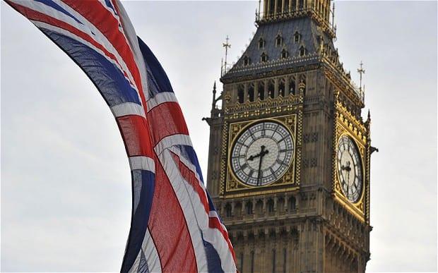 Konfirmanttur til London