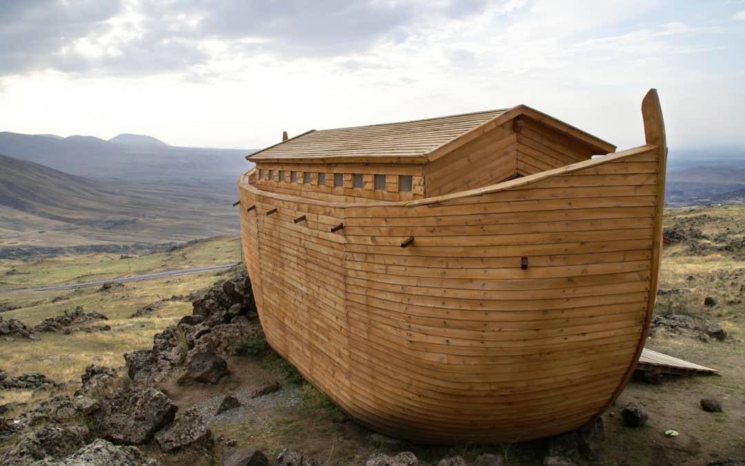 Noahs ark i Arendal