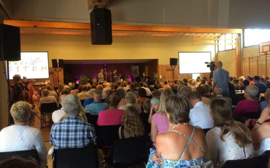 Metodistkirkens Sommerfest 2016