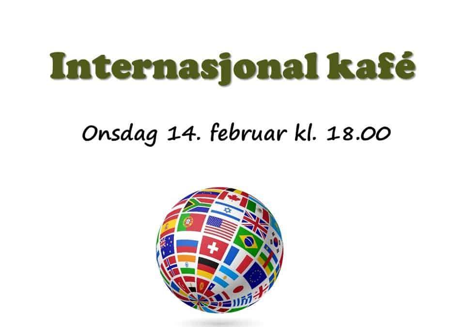 Internasjonal kafé