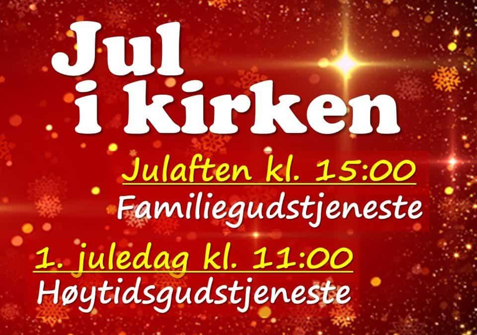 Jul i kirken!