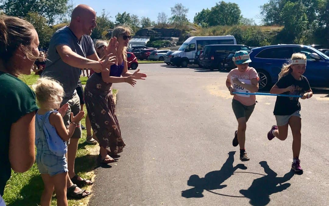 Arendalsbarna vant misjonsløpet